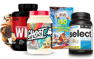 Protein Snacks Bars And Supplements